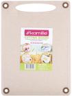Дошка кухонна Kamille Natural Care 33.8х25см з пшеничного волокна