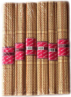 Набор 6 бамбуковых салфеток Datong 30х45см, соломенный цвет