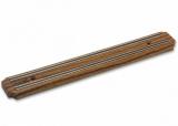 Магнітна планка Kamille Dark Wood 48см для ножів