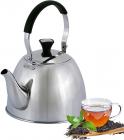 Чайник Kamille Persian Garden 1л из нержавеющей стали с фильтром-ситечком