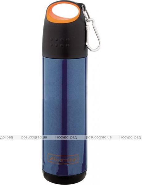 Термос Kamille Colorful With Carabiner 500мл
