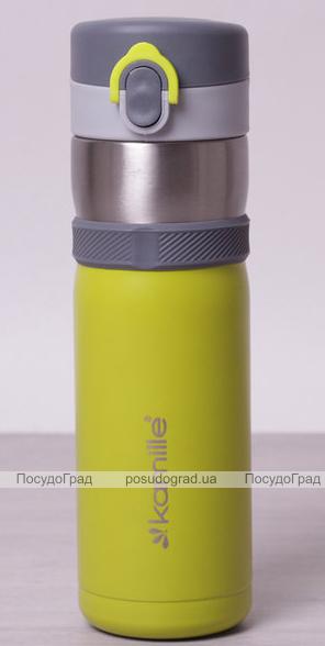 Термос Kamille Perfection&Style 400мл сталь нержавеющая