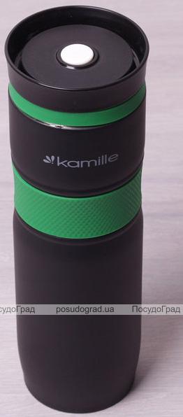 Термокружка Kamille Fontana 900мл, нержавеющая сталь