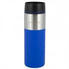 Термокружка Kamille Cortado 420мл, нержавеющая сталь, синий