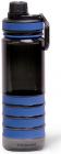 Спортивная бутылка Kamille для воды 750мл пластиковая с силиконовой вставкой