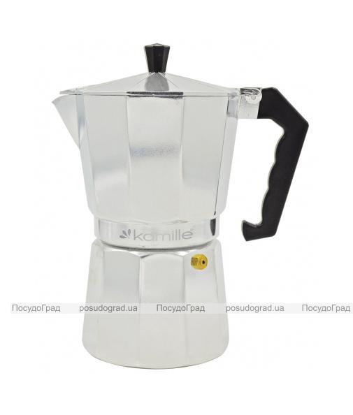 Гейзерная кофеварка Kamille на 3 чашки 150мл