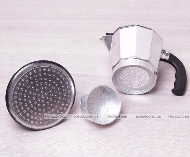 Кофеварка гейзерная Kamille 300мл с широким индукционным дном