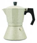 Кофеварка гейзерная Kamille Freesia 150мл индукционная