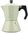 Кофеварка гейзерная Kamille Freesia 450мл индукционная