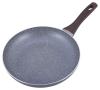 Сковорода Kamille Gregers Grey Ø28см з антипригарним покриттям ILAG