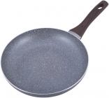 Сковорода Kamille Gregers Grey Ø30см с антипригарным покрытием ILAG