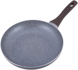 Сковорода Kamille Gregers Grey Ø30см з антипригарним покриттям ILAG