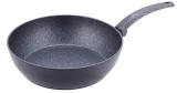 Сковорода-сотейник Kamille Trudy Ø24см индукционная с антипригарным покрытием ILAG