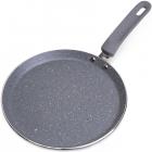 Сковорода для млинців Kamille Granite Ø24см з гранітним антипригарним покриттям