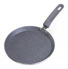 Сковорода блинная Kamille Granite Ø22см с гранитным антипригарным покрытием