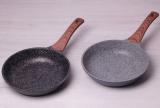 Сковорода Kamille Fry Pan Ø24см с гранитным антипригарным покрытием