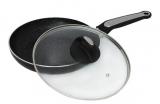 Сковорода Kamille Velbert Ø24см с мраморным антипригарным покрытием