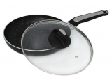 Сковорода Kamille Velbert Ø26см с мраморным антипригарным покрытием