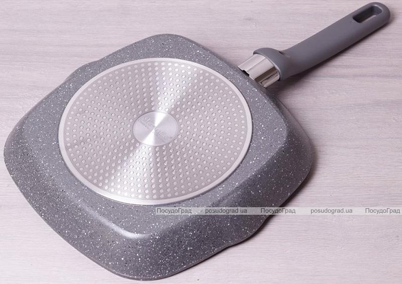 Сковорода-гриль Kamille Granite 28х28см