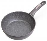 Сковорода-сотейник Kamille Granite Ø28см з гранітним антипригарним покриттям