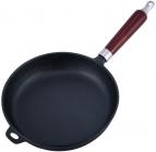 Сковорода чавунна Kamille Brighton Ø30.5см зі знімною ручкою