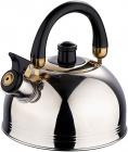 Чайник KuhMister Kettle 2 литра, нержавеющая сталь с бакелитовой ручкой