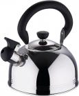 Чайник KuhMister Kettle 2 литра со свистком, нержавеющая сталь
