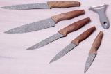 Набір кухонних ножів Kamille Shrenky 6 предметів