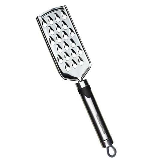 Терка Kamille Foggia односторонняя для сыра (крупная) 14.5х5.5см