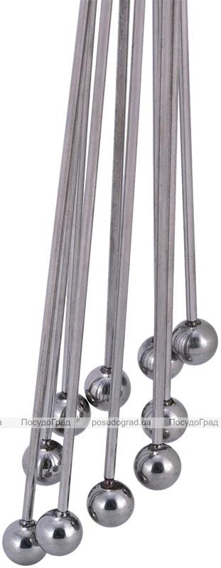 Віничок Kamille Izzy 25.5см з нержавіючої сталі