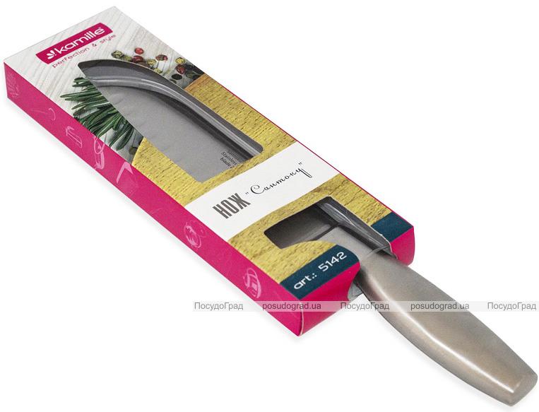 Нож сантоку Kamille Perfection&Style 16.5см