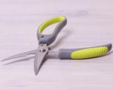 Ножиці кухонні Kamille 23см з неслизькими ручками