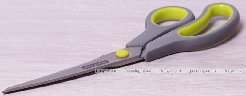 Ножиці кухонні Kamille 24.5см з неслизькими пластиковими ручками