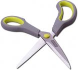 Ножницы кухонные Kamille 24.5см с нескользящими пластиковыми ручками