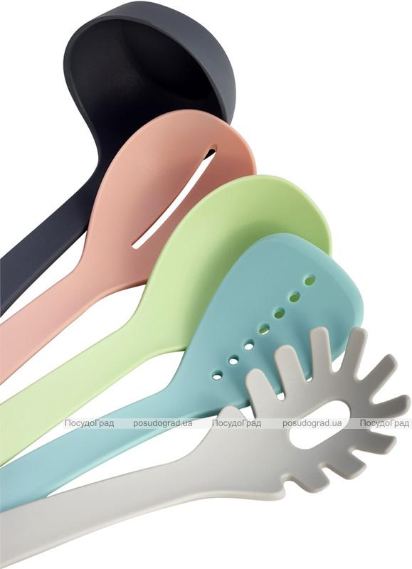 Набір кухонного приладдя Kamille Kitchen Utensils 5 предметів, нейлон