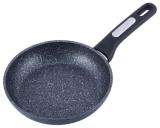 Сковорода Kamille Karelian Ø28см індукційна з мармуровим антипригарним покриттям