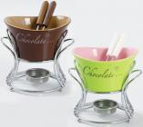 Набор для фондю Kamille Chocolate Fancy на 2 персоны