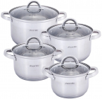 Набор кухонной посуды Kamille Mystery 8 предметов