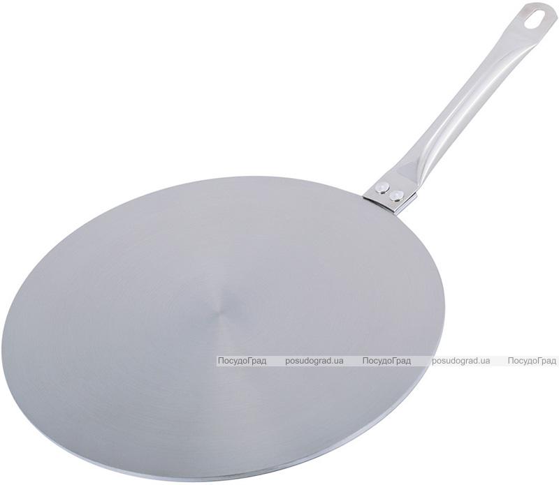 Адаптер для индукционной плиты Kamille Ø23.5см из нержавеющей стали (индукционный переходник)