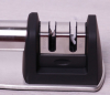 Точилка для ножей Kamille 20.5х6.х6.5см с двумя видами точил