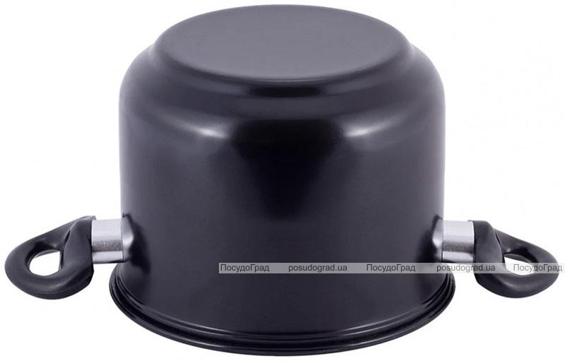 Пароварка Kamille Andrews 1-уровневая Ø26см (8л), углеродистая сталь