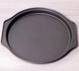 Форма-противень для выпечки пиццы Kamille Bakery 35х33.5х2.5см