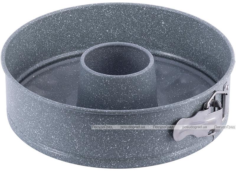 Форма Kamille Marble для выпечки разъемная Ø24х6.5см со сменным дном для кекса