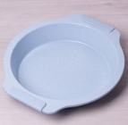 Форма Kamille Marble круглая 35х32х6см с силиконовыми ручками