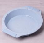 Форма Kamille Marble круглая 37х34х7см с силиконовыми ручками