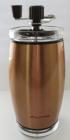 Кофемолка Kakmille с керамическими жерновами Ø7.2х17.7см, медная