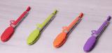 Щипці Kamille Petal 35.5см нейлонові з металевою ручкою