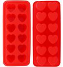 Форма силіконова Kamille Amur для льоду і цукерок 22.5х9.5х2см 12 осередків