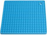 Подставка под горячее Kamille силиконовая 17.5x17.5см, цветная