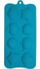 """Форма силіконова Kamille """"Морський світ"""" для льоду і цукерок 22х10х1.5см 8 осередків"""